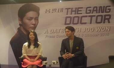 Datang ke Jakarta, Joo Won Bingung Lihat Macet