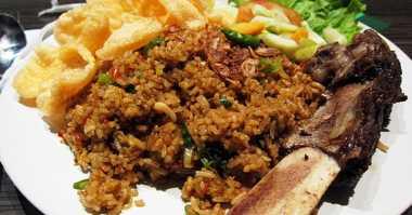 Resep Nasi Goreng Iga untuk Sarapan