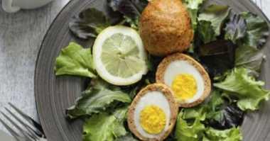 Cara Berbagai Negara Menyantap Telur