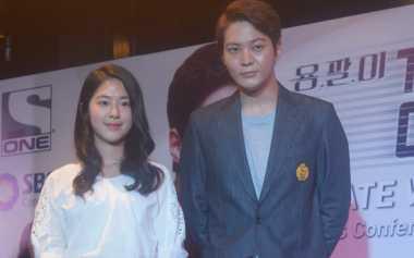 Pengalaman Joo Won Gendong Kim Tae Hee Seharian