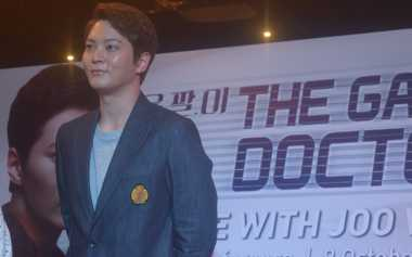 Joo Won Tutup Fan Meeting dengan 'Bobok Cantik'