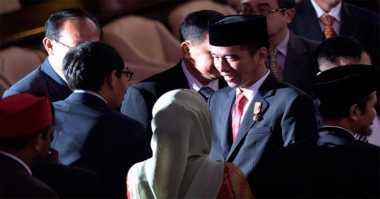 Jokowi Enggan Komentari Revisi UU KPK