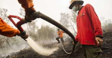 Atasi Bencana Asap, Pemerintah Sudah Kucurkan Rp500 M