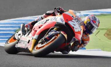 Pedrosa Keluhkan Performa Honda Usai Latihan Bebas