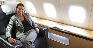 Tips Memilih Tempat Duduk di Pesawat