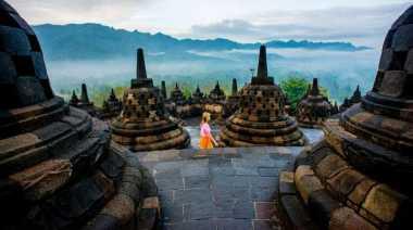 Pariwisata Indonesia Tembus 6,3 Juta Wisman