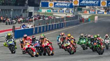 MotoGP Pembuktian Pariwisata Indonesia