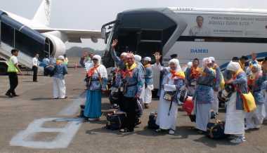 Jamaah Haji Asal Sleman Meninggal saat Penerbangan Pulang