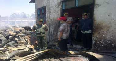 Bupati: Kebakaran Pasar Kolpajung Momen Perbaiki Pasar