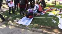 Video saat Bom Ankara Meledak