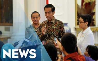 Agung Yakin Jokowi Bakal Tolak Revisi Undang-Undang KPK