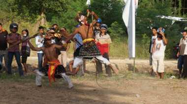 Atambua 'Bius' Turis Asing