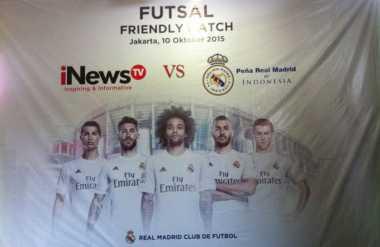 Real Madrid TV Tayang di iNews TV