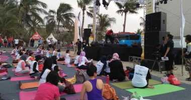 Sehat & Cantik dengan Olahraga Yoga