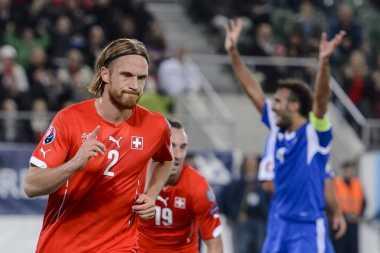 Swiss Sukses Lolos ke Euro 2016