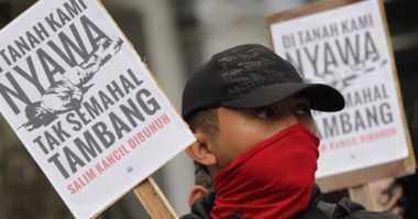 Pembunuhan Aktivis Bukti Tambang Ilegal Picu Konflik
