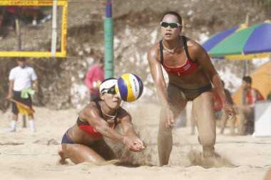 Australia Sandingkan Gelar Turnamen Voli pantai di Yogyakarta