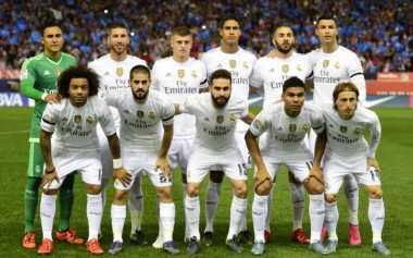 Tak Ada Konflik Internal di Skuad Madrid