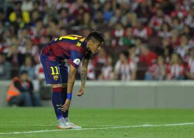 Barca Belum Berniat Pagari Neymar