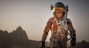 The Martian Masih Merajai Box Office