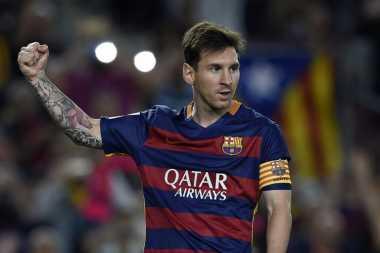 Teman Gila Lionel Messi