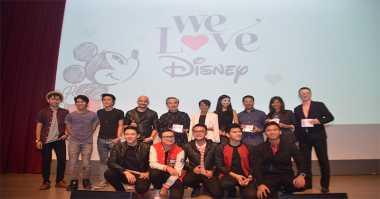 "Anggun hingga Raisa ""Indonesia-kan"" Lagu Disney"