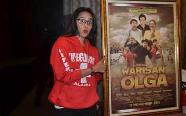 Chika Waode Merasa Diawasi Mendiang Olga Syahputra