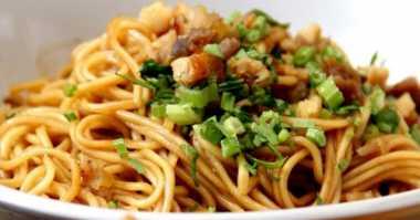 Makan Bakmi Ayam yang Sehat di Jakarta