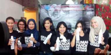Alya Rohali dan Yuni Shara Kumpulkan Oksigen untuk Sumatera