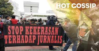 Dipukul, Wartawan Akan Polisikan Asisten Denny Cagur