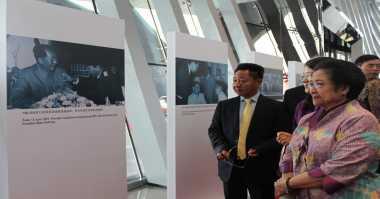 Megawati Didaulat Resmikan Rumah Soekarno di Tiongkok