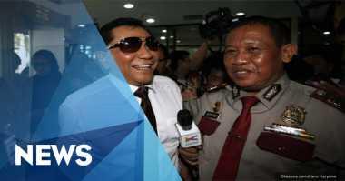 Disopiri Komandan Paspampres, Hendropriyono Sambangi Istana Merdeka
