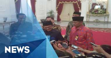 Berobat ke Jerman, Habibie Pamit ke Jokowi