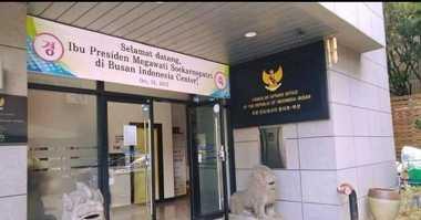 "Istana Ogah Tanggapi Spanduk ""Selamat Datang Presiden Megawati"""