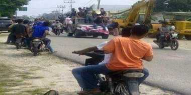 Pasca-Bentrok Aceh, Warga Mengungsi ke Tapanuli Tengah