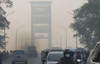 Kabut Asap Bikin Turis Enggan Berwisata