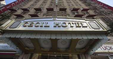 Lady Gaga Bakal Datangi Hotel Sangat Horor Ini