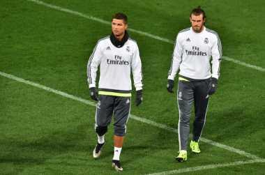 Tak Ada Kebencian Antara Ronaldo dan Bale