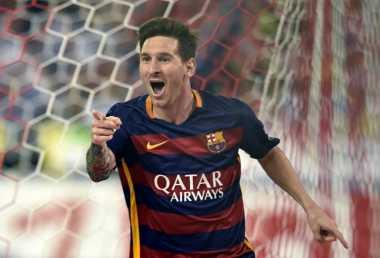 Gelar Ballon d'Or Sudah Dipesan Messi