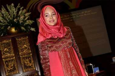 Kiat Sehat Dewi Sandra untuk Persiapan Syuting