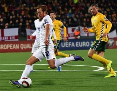 Kane Tantang Timnas Papan Atas pada Euro 2016