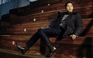 Gaya Song Jong Ki Selepas Wajib Militer