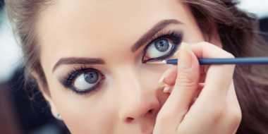 Mata Cantik dengan Kreasi Eyeliner