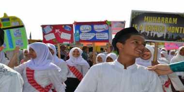 5.000 Orang Ikuti Pawai Akbar Tahun Baru Islam di Pontianak