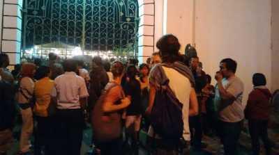 Turis Asing Ngebet Lihat Proses Malam Satu Suro