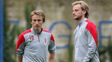 Rakitic: Kroasia akan Menang demi Modric!