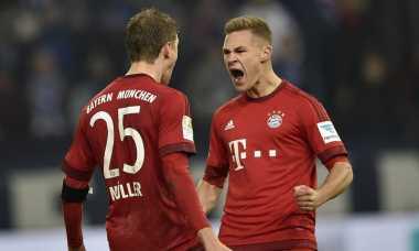 Bayern Beruntung Bisa Menang di Veltins