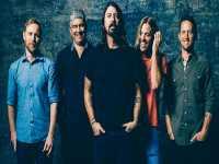 Foo Fighters Rilis Album Baru untuk Korban Serangan di Paris