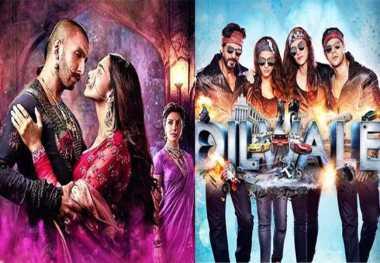 Film Shahrukh Khan-Kajol Bentrok dengan Film Deepika Padukone