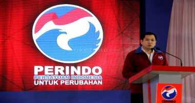 HT Hadiri Rakor dan Pelantikan DPC Perindo Dapil Jatim